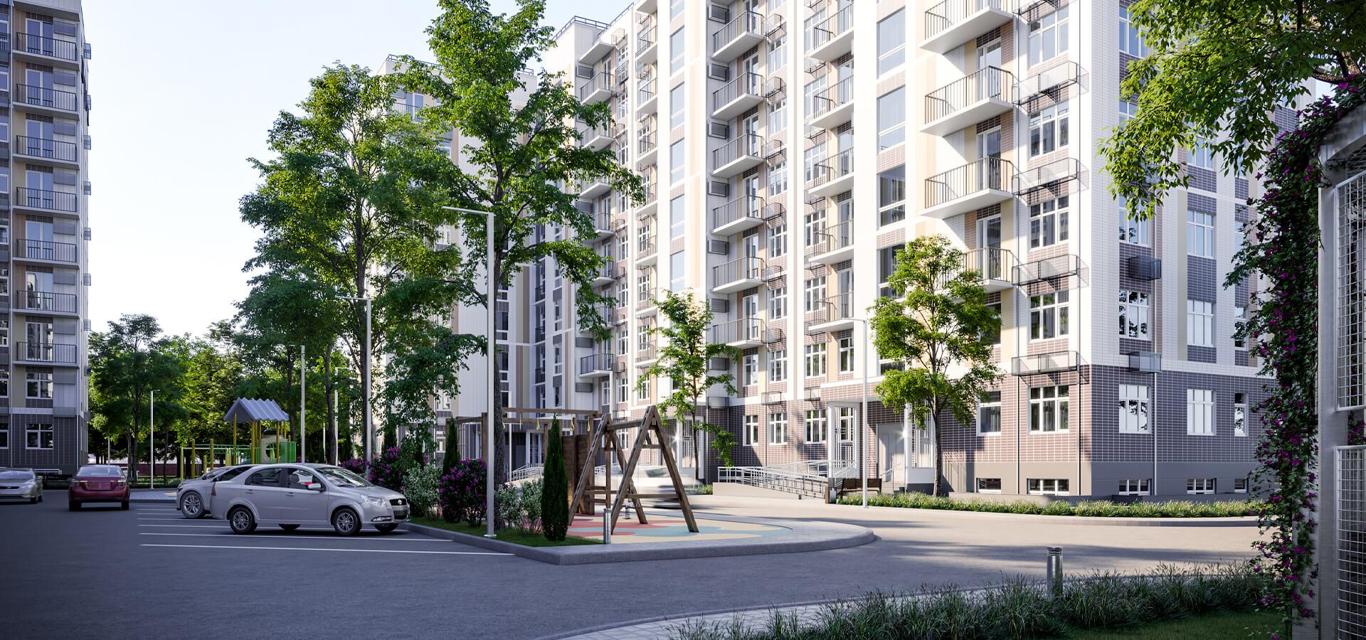 Жилой комплекс Assalom Dormon Yoli | Новостройки в Ташкенте