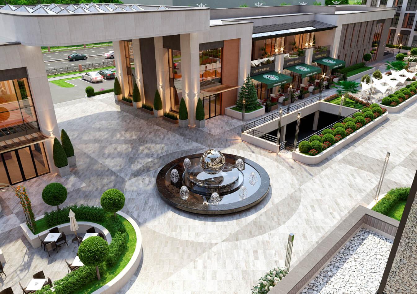 Коммерческая недвижимость Business Park | Коммерческие помещения