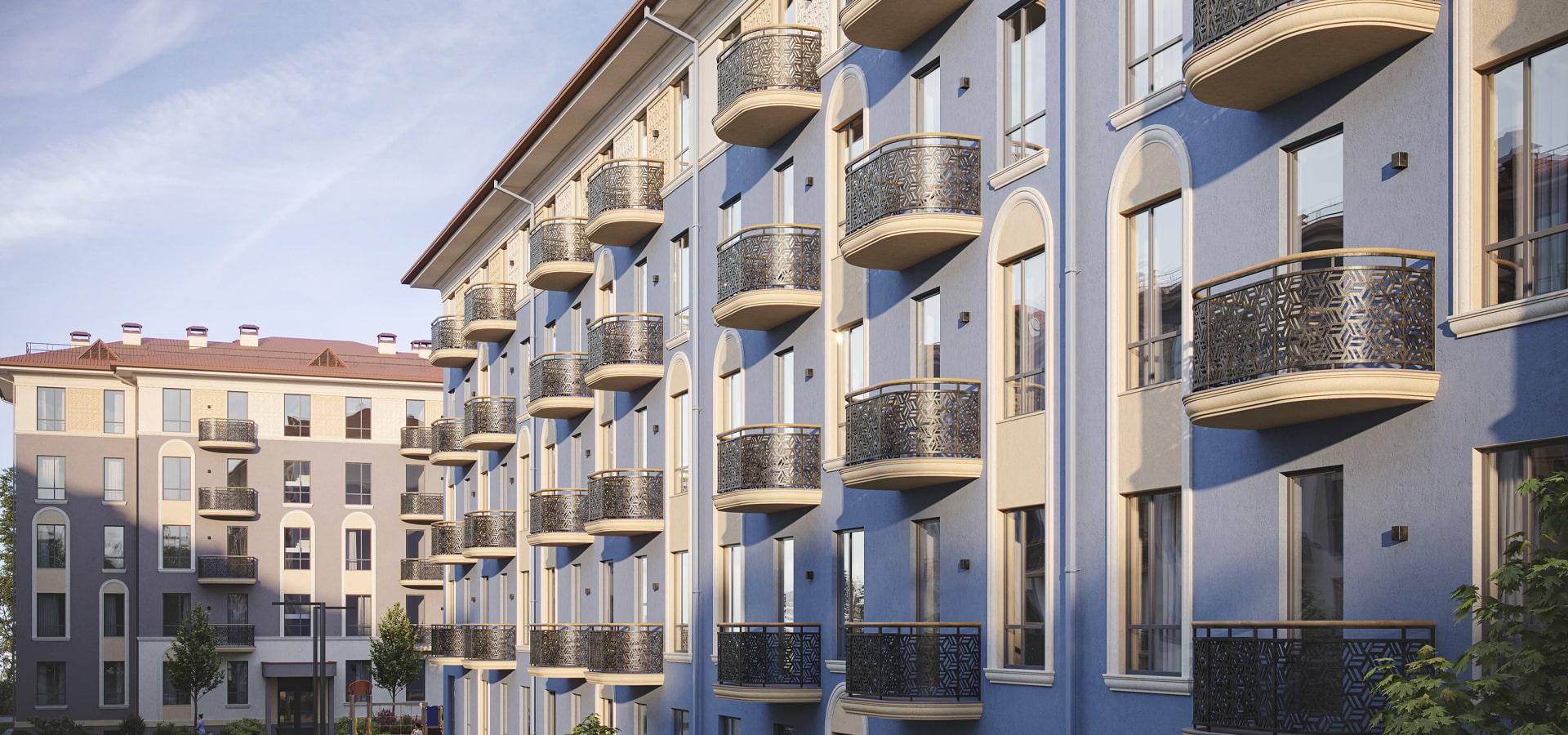 Жилой комплекс Havo | Golden House