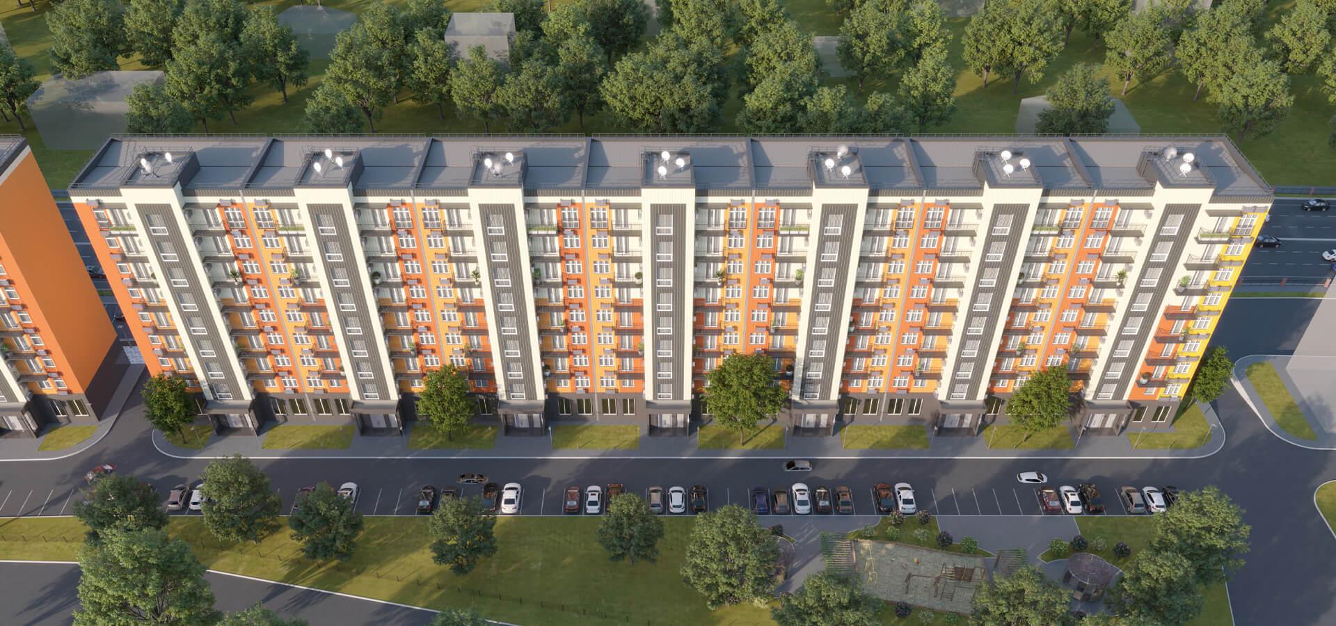 Жилой комплекс Assalom Maxtumquli | Новостройки в Ташкенте