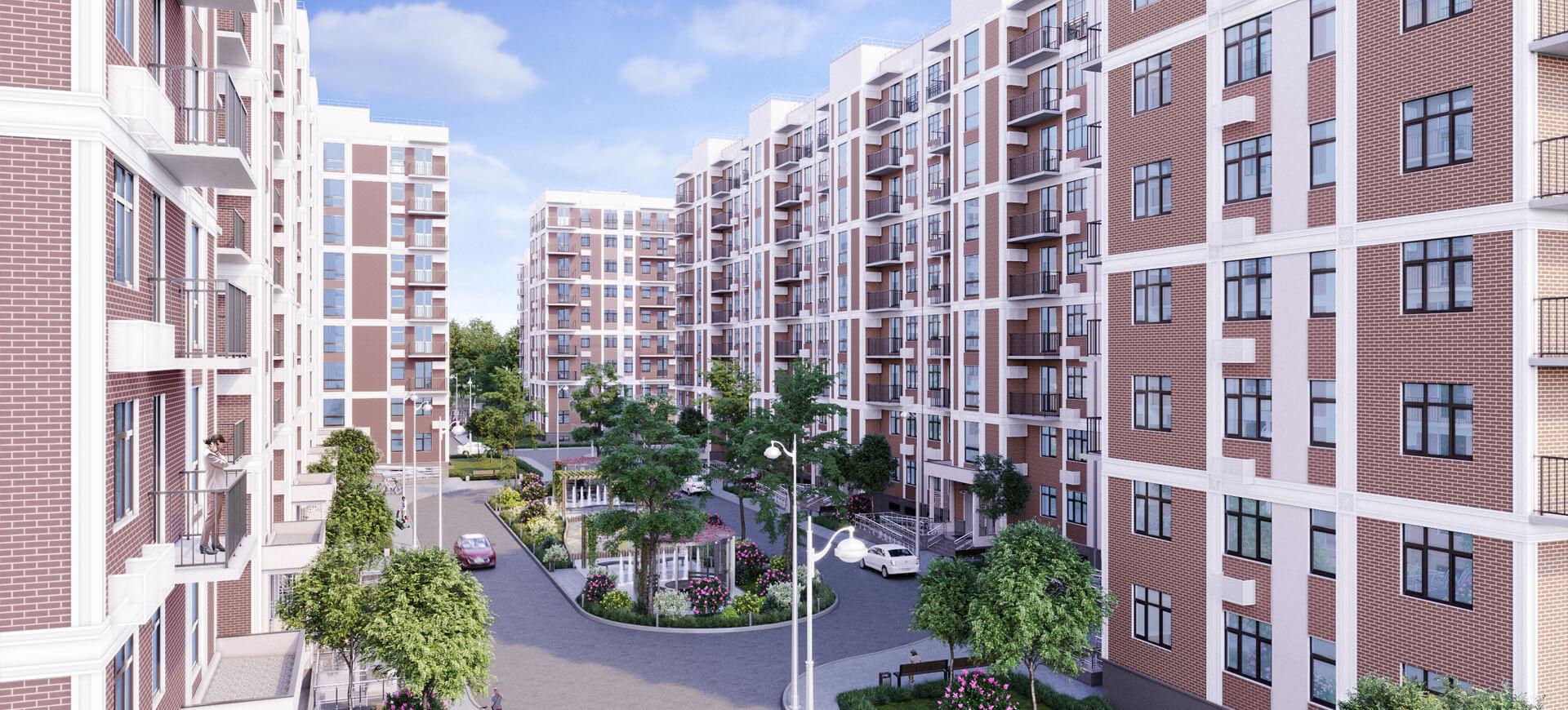 Жилой комплекс Assalom Sohil | Новостройки в Ташкенте