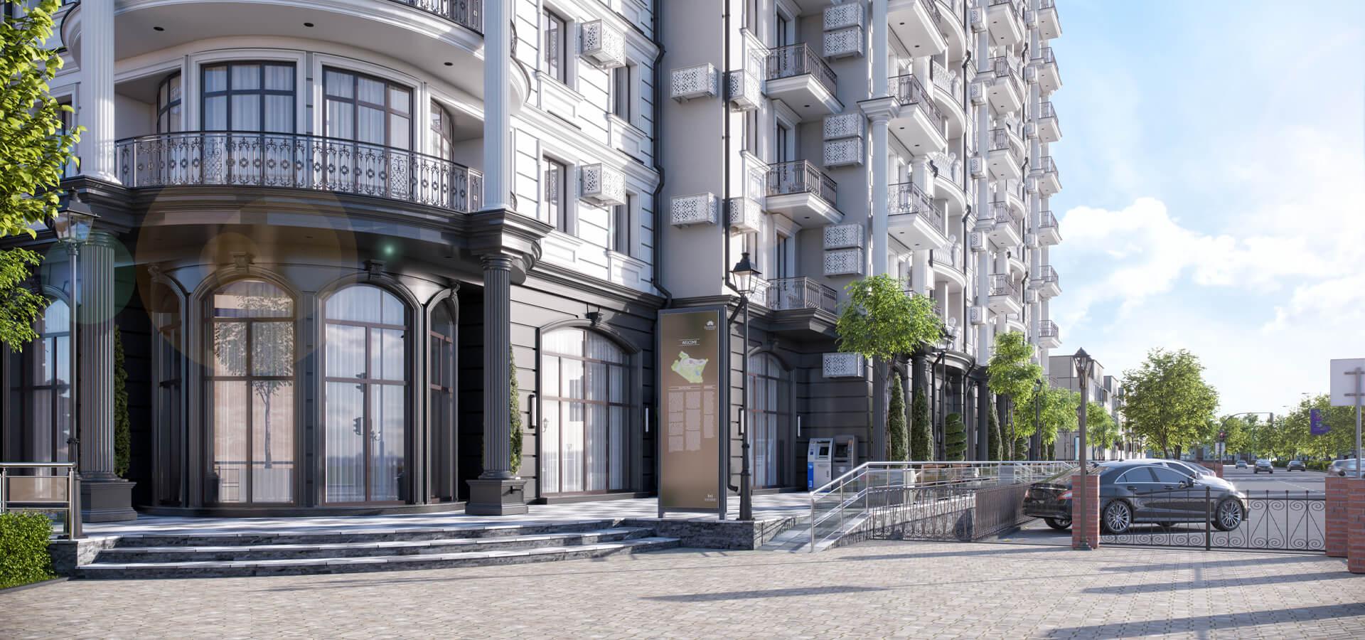 Жилой комплекс Xosiyat | Новостройки в Ташкенте